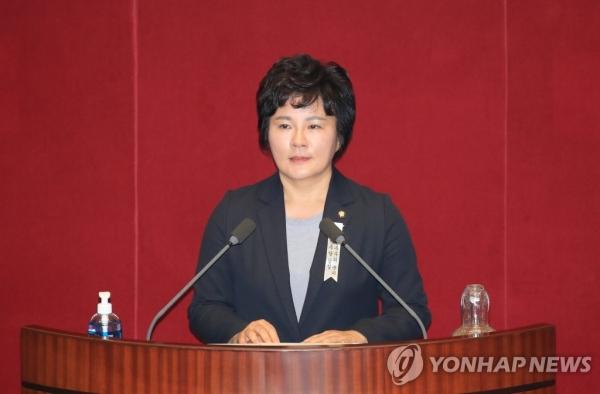 조수진 국민의힘 의원. (사진=연합뉴스)